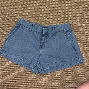 Size 26 Level 99 Denim Shorts